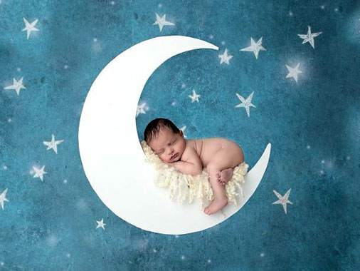mudança de lua, ciclos lunares, lua cheia no parto