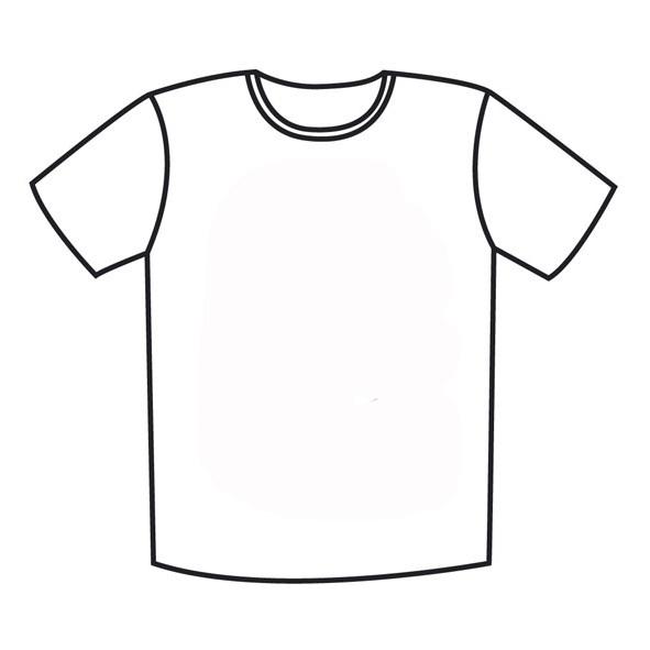 Ausmalbilder, Malvorlagen  Tshirt Kostenlos Zum