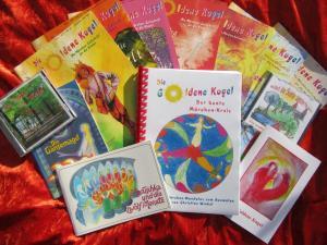 Märchenbücher, CDs