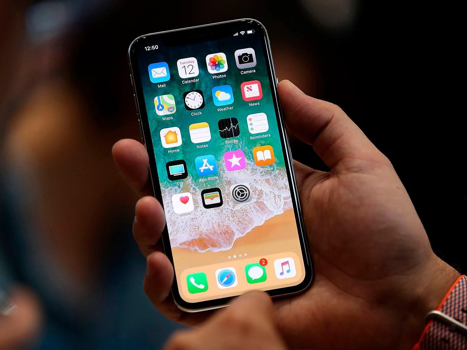 iphone roto que se vuelve loco