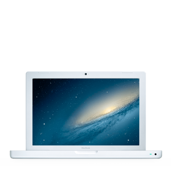 Macbook 13 inch Early 2008 - MAE Recovery