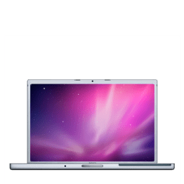 Macbook Pro 15 inch Mid:Late 2007, 2.4:2.2Ghz - MAE Recovery