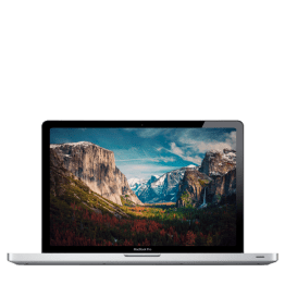 Macbook Pro 17 inch Early 2009 - MAE Recovery
