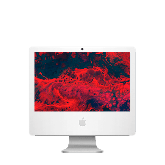 iMac 17 inch Mid 2006 - MAE Recovery