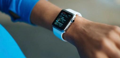 Cambio de cristal roto para Apple Watch