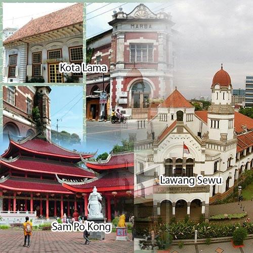One Day City Tour Semarang