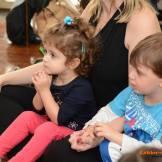 eu falei um pouco sobre a importância em estimular os 5 sentidos desde pequenininhos....