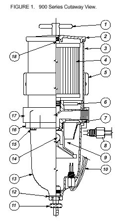 Duramax Fuel Filter Housing Diagram, Duramax, Free Engine