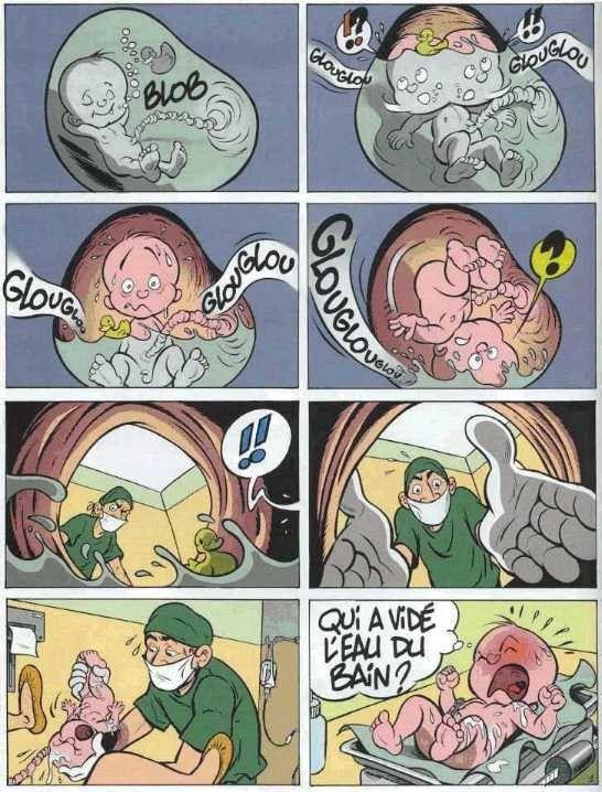 Pendant la grossesse,un peu d'humour 3