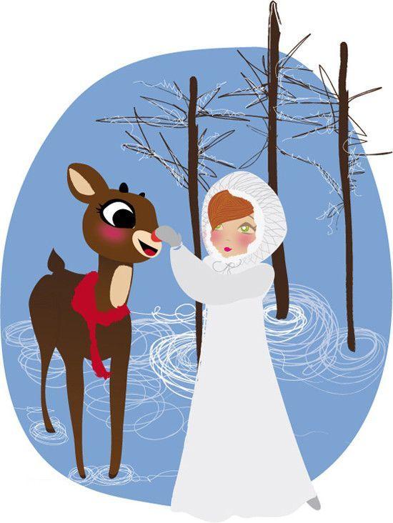 Le Renne Au Nez Rouge : renne, rouge, DVD:Rudolph, Petit, Renne