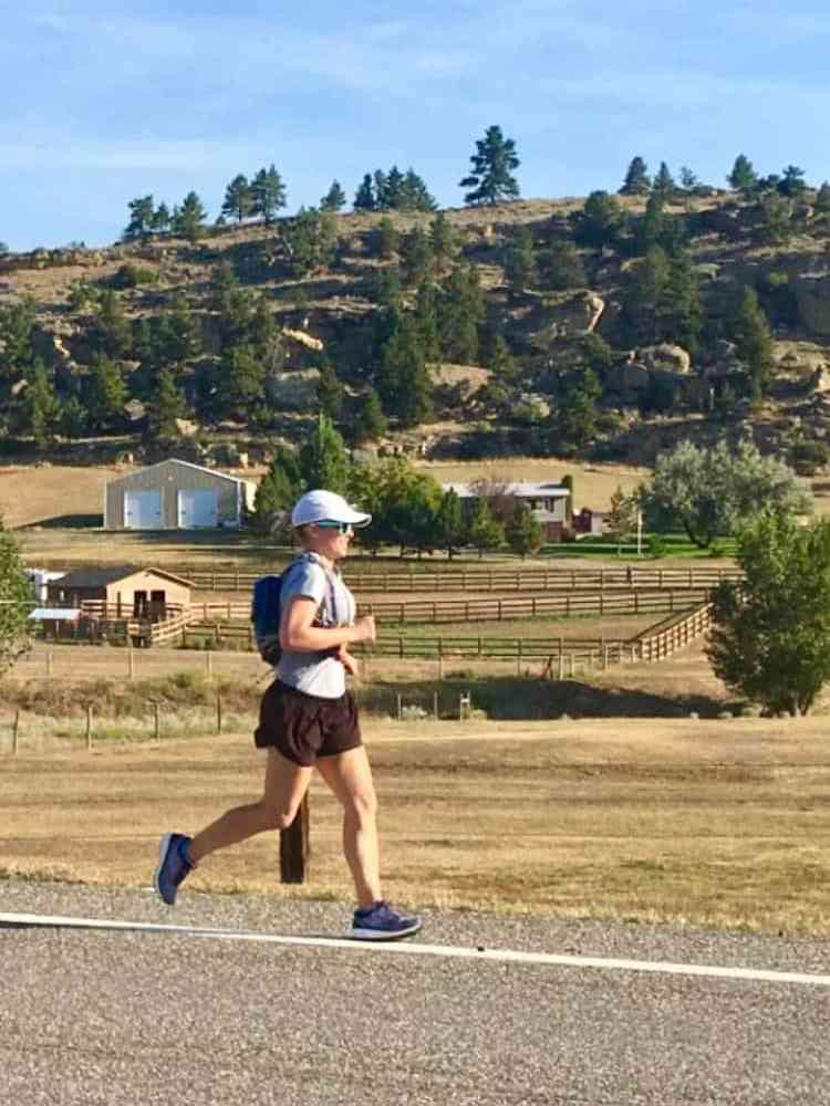 Montana Marathon Race Recap