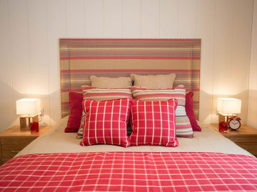 Lodge Interior Ideas for Bespoke holiday lodges