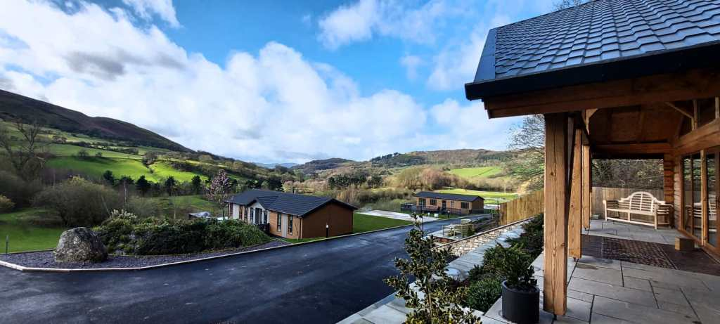 Luxury Lodges for sale & Lodge Plots North Wales | Maes Mynan Park