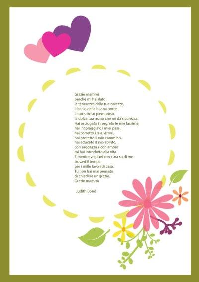 Festa della mamma poesie - Rima con finestra ...