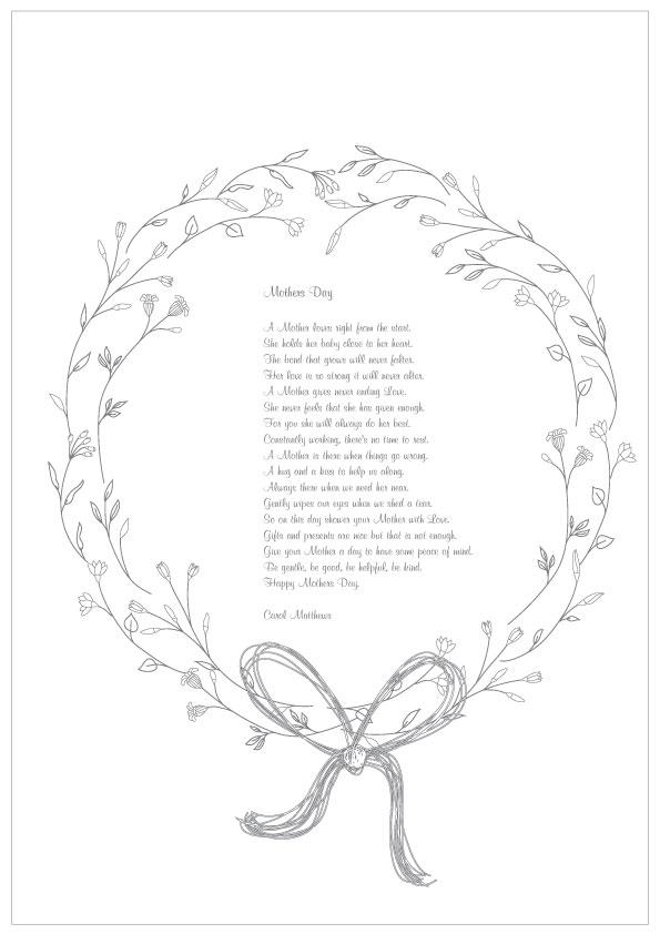Festa della mamma poesie