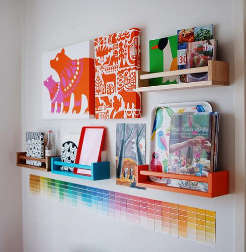 Poco spazio e tanta fantasia: organizzare l'area giochi dei bambini in casa