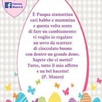 Poesia di Pasqua: l'ovetto dell'affetto