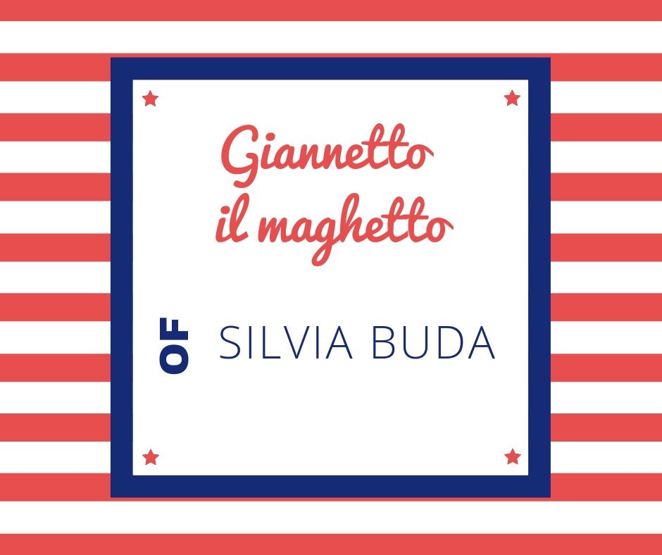 Giannetto Il Maghetto – il nuovo libro di Silvia Buda