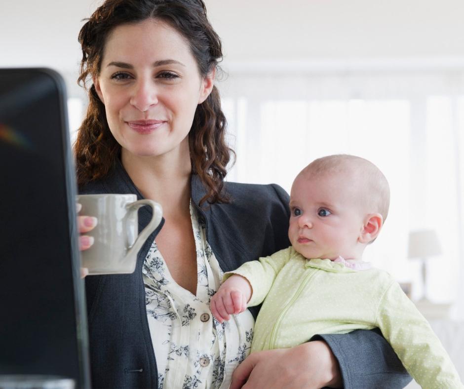 Mamme italiane: tra lavoro e famiglia