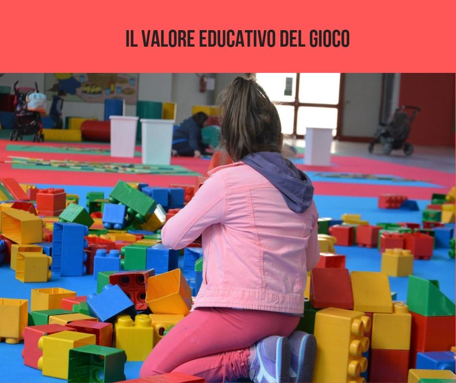 Il valore pedagogico del gioco - SERIDO' -