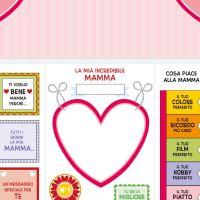 Festa della mamma - LAPBOOK in italiano e in inglese