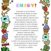 Poesia di saluto agli alunni di quinta elementare