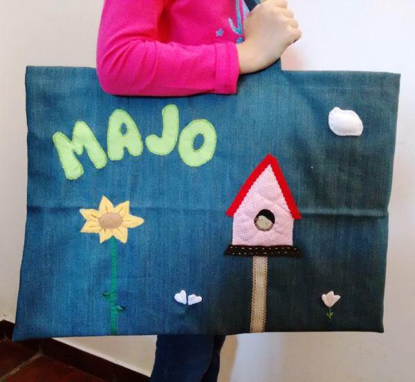 e3dd35bfb Bolsas Para La Carpeta De Trabajitos Maestra Jardinera - Exploring Mars