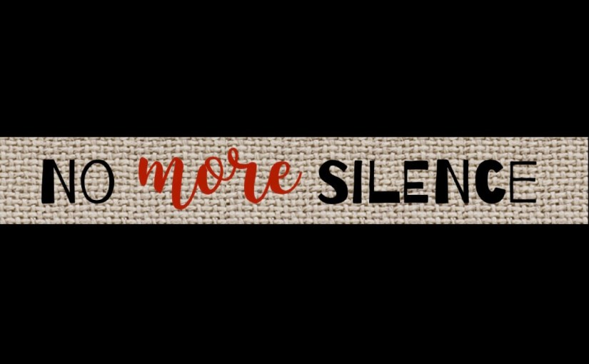No More Silence: My Thoughts on School Safety