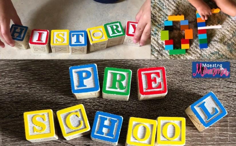 History of Preschool