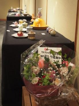 お花をいただきました。 ありがとうございました。