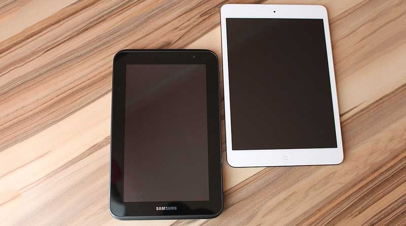 Samsung Tablet vs Apple iPad pro