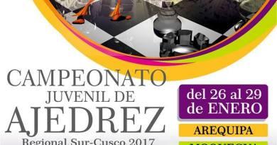Regional Sur Cusco 2017