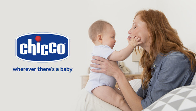 Chicco Brand Banner