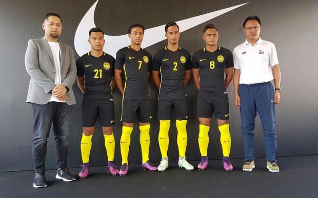 Jersey Bola Malaysia - Buat Jersey Bola