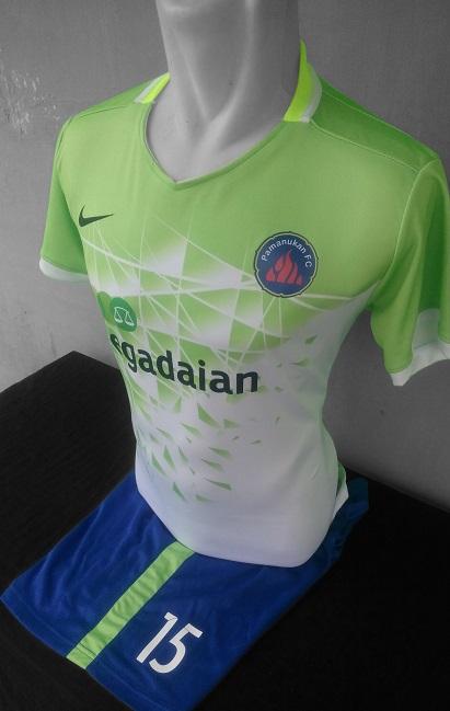 Jersey Futsal Pamanukan FC-buat kaos bola