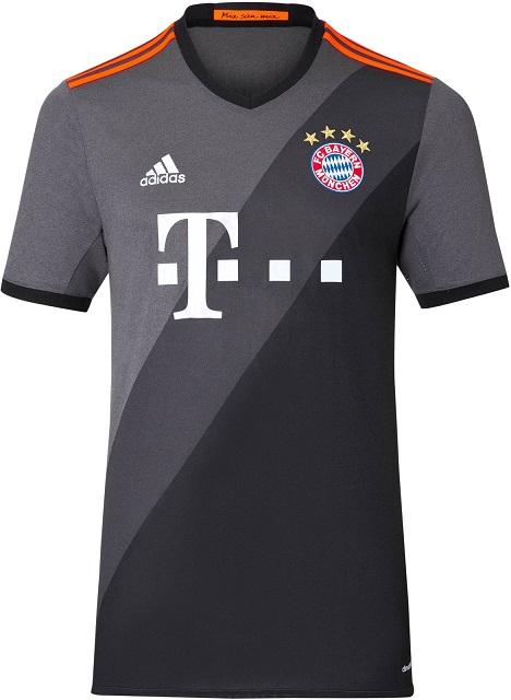 Jersey bola Bayern Munchen - bikin jersey futsal