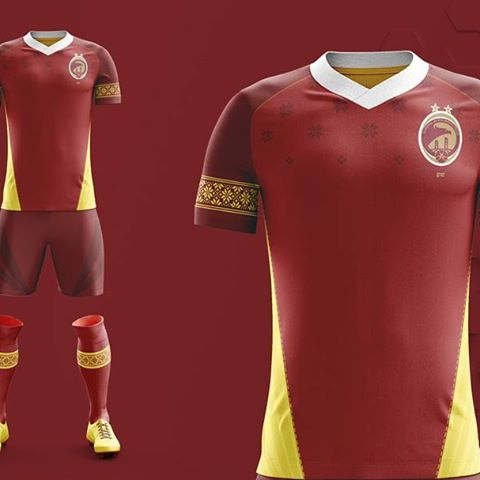 desain jersey sriwijaya maroon -buat jersey futsal
