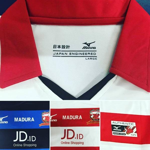 jersey madura united 2017-buat jersey bola
