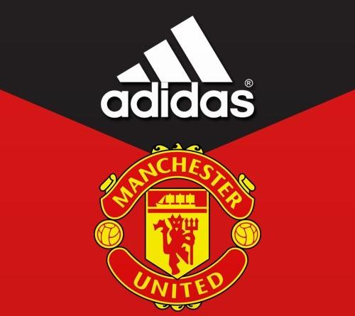 logo manchester united-buat jersey bola