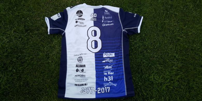 jersey AD Centenario Futbol-buat jersey bola