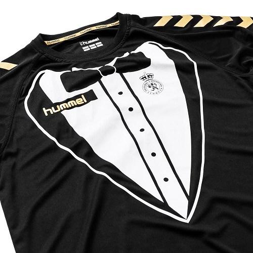 Jersey Motif Tuxedo-buat jersey bola