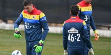 Jersey Rumania-buat jersey futsal