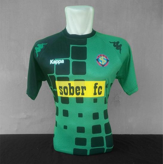 Jersey Sober FC-bikin jersey bola