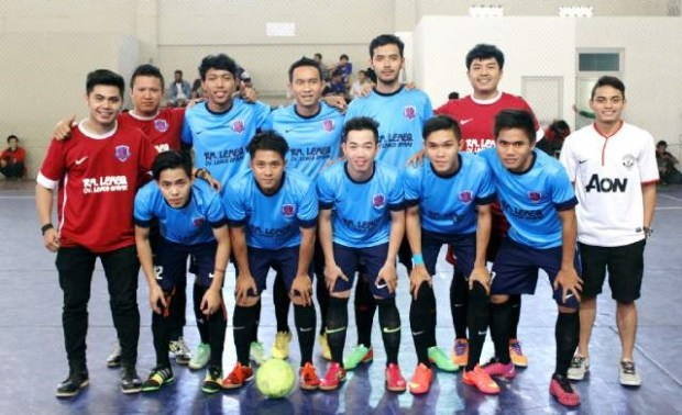 Tim Parlay Borneo-buat jersey futsal