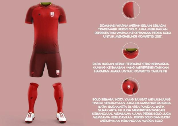 Jersey Persis Solo-buat jersey futsal