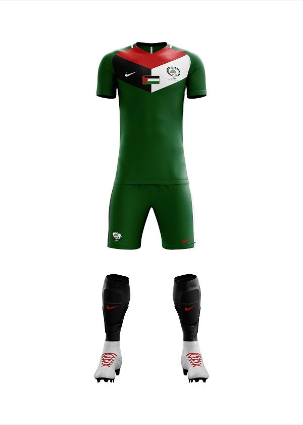 desain jersey palestina-bikin jersey futsal