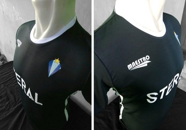 jersey steral FC kiper-buat jersey futsal desain sendiri