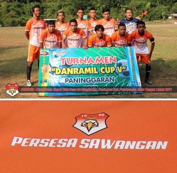 Tim Persesa FC Pekalongan-buat jersey bola