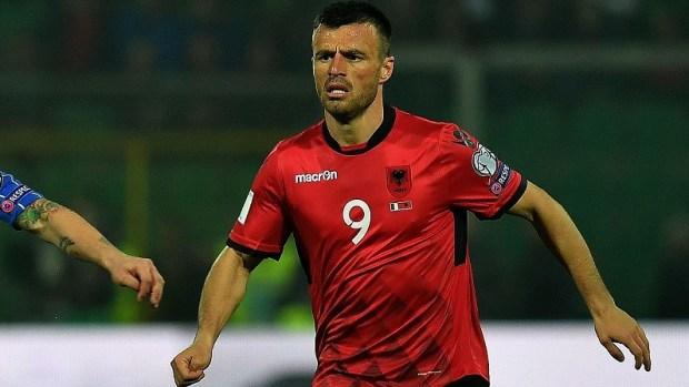 jersey sepak bola terbaru albania