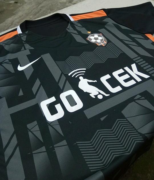 Jersey Futsal Printing dari Cawang FC Jakarta